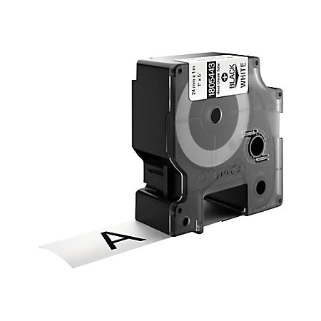 DYMO® Black on Gray Color Coded Labels, 3F5729C50