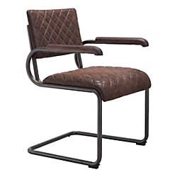 Zuo Modern Father Dining Arm Chairs
