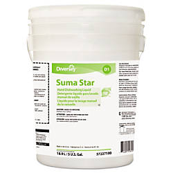 Diversey Suma Star D1 Hand Dishwashing