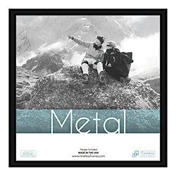 "Timeless Frames® Metal Frame, 12"" x 12"" , Black"
