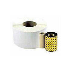 Wasp Resin Black Ribbon Thermal Transfer