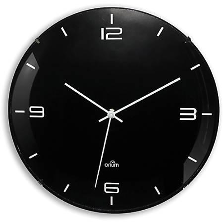 Orium Eleganta Wall Clock - Analog - Quartz