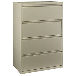 Beautiful 36 4 Drawer Lateral File Cabinet