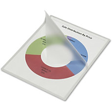 SKILCRAFT Thermal Laminating Pouches 850 x