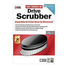 DriveScrubber Traditional Disc
