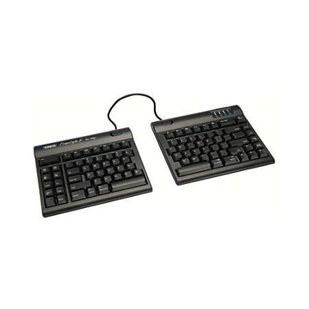 Kinesis® Freestyle® 2 Ergonomic Keyboard For Apple® Mac®, Black