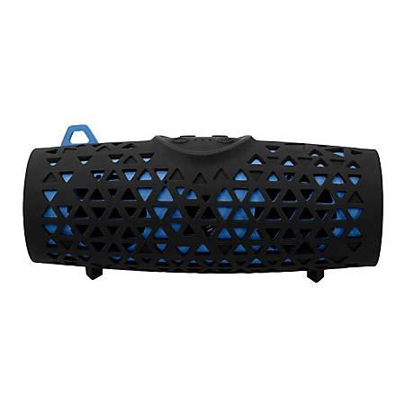 iLive ISBW337 All Proof Bluetooth® Speaker, Blue/Black