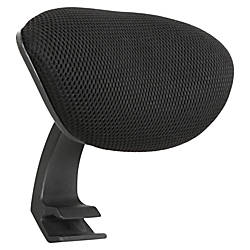 Lorell Mid back Chair Mesh Headrest