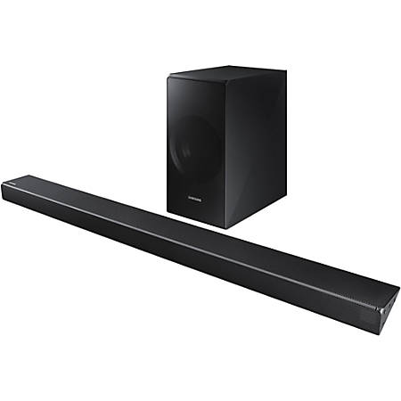 Samsung N650 5.1 Speaker System, Charcoal Black