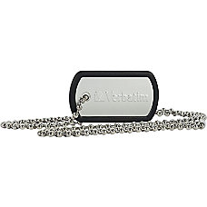 Verbatim 16GB Dog Tag USB Flash