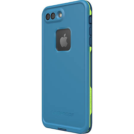 LifeProof FR? for iPhone 8 Plus and iPhone 7 Plus Case - For Apple iPhone 7 Plus, iPhone 8 Plus Smartphone - Banzai Blue
