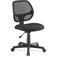 Lorell Multi Task MeshFabric Chair Black