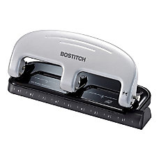 Bostitch EZ Squeeze Three Hole Punch