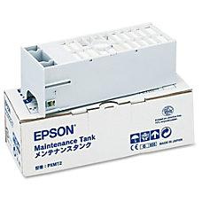 Epson Ink Maintenance Tank Inkjet