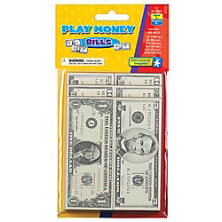 Educational Insights Play Money Bills 4