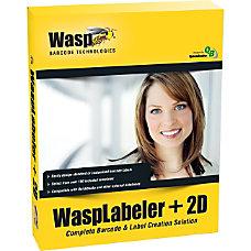 Wasp Labeller 2D v70 Version Upgrade