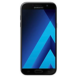 Samsung Galaxy A7 Cell Phone Black