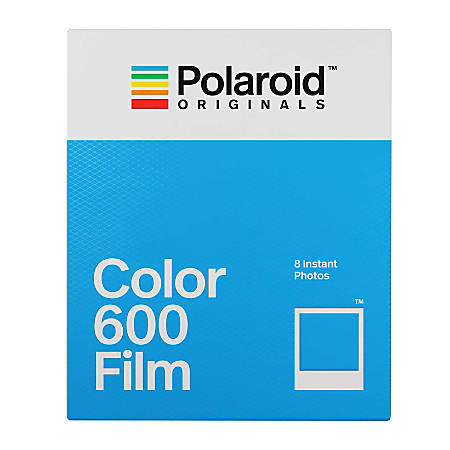 Polaroid Originals Color Film For 600 Camera, Pack Of 8 Item # 3905180