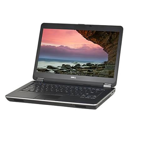 """Dell™ Latitude E6440 Refurbished Laptop, 14"""" Screen, 4th Gen Intel® Core™ i5, 8GB Memory, 500GB Solid State Drive, Windows® 10 Professional"""