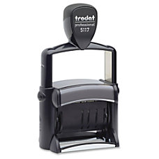 Trodat Professional 12 Message Date Stamp