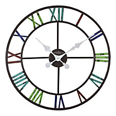 FirsTime Co Artisan Round Outdoor Clock