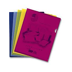 Pendaflex File Pockets Letter Size Assorted