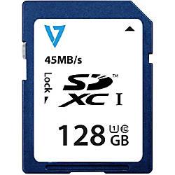 V7 VASDX128GUHS1R 2N 128 GB SDXC