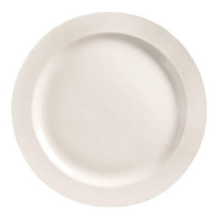 "QM Anchor Bread And Butter Plates, 6 1/2"", White, Pack Of 36 Plates"