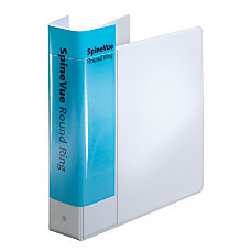 Cardinal SpineVue Locking Round Ring Binder