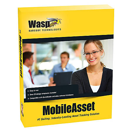 Wasp MobileAsset Enterprise Edition - Unlimited User - Standard
