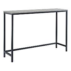 Sauder North Avenue Sofa Table 28