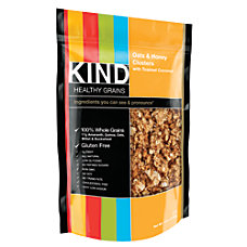 Kind Healthy Grains Oats and HoneyToasted
