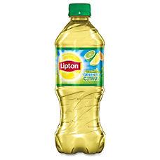 Lipton Citrus Green Tea Bottle Bottle