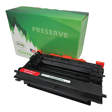 IPW Preserve 745-37A-ODP (Troy 37A / 02-82040-001) Remanufactured MICR Black Toner Cartridge