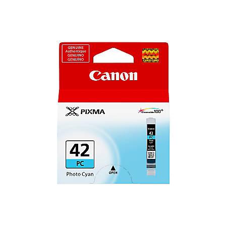 Canon ChromaLife 100+ CLI-42 Ink Tank, Photo Cyan
