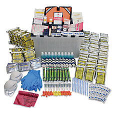 Ready America 10 Person Emergency Kit
