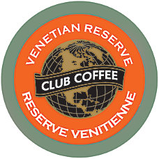 Club Coffee AromaCups Venetian Reserve Single