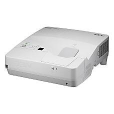 NEC Display NP UM361X Ultra Short