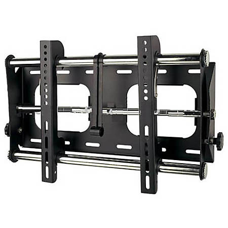 Bytecc BT-2337TCL-SL Low Profile Tilting LCD/Plasma Wall Mount - 100 lb - Silver