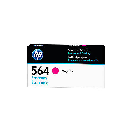 Hp 564 Economy Yield Magenta Ink