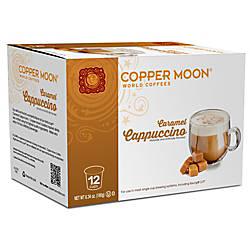 Copper Moon Cappuccino Insta Cups Caramel