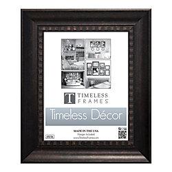 """Timeless Frames Nicholas Frame, 11"""" x 14"""", Bronze"""
