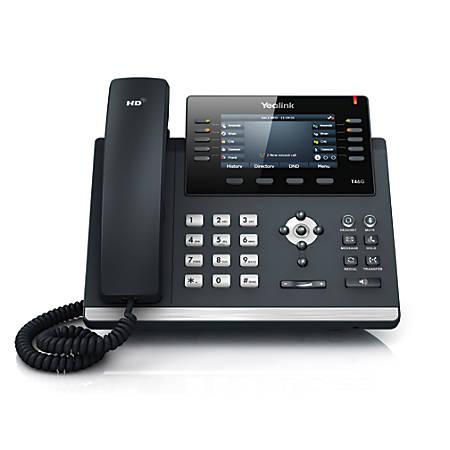 Yealink SIP-T46G VoIP Phone