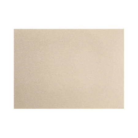 """LUX Flat Cards, A2, 4 1/4"""" x 5 1/2"""", Silversand, Pack Of 50"""