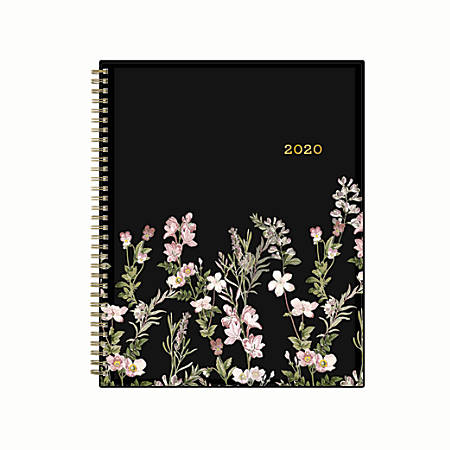 """Blue Sky™ Create Your Own Weekly/Monthly Planner, 8-1/2"""" x 11"""", Neveah, January to December 2020"""