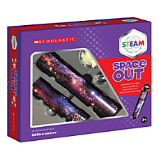 Scholastic STEAM Space Out Activity Kit