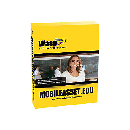 MobileAsset Enterprise Edition - Box pack - unlimited users - academic - Win