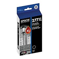 Epson T277XL120 S High Yield Black
