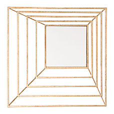 Zuo Modern Dimension Square Mirror 15