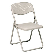 Office Star Stackable Folding Chairs 32